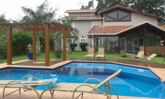 Casa Residencial Para Locação, Granja Viana Ii, Cotia. - Ca12942