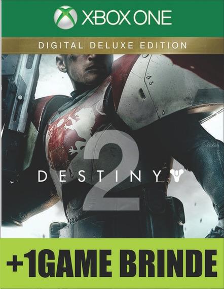Destiny 2 Deluxe Xbox One Digital On/off
