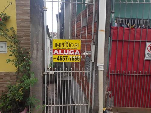 Imagem 1 de 7 de Aluga-se 3 Cômodos Vila Guilherme- Santa Isabel - Sp 838