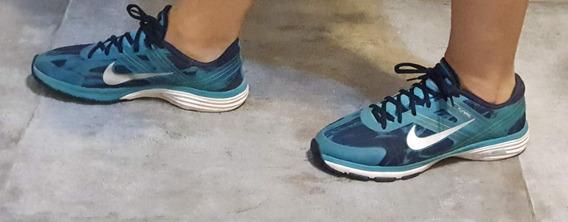 Zapatilla Nike Flywire Dual Fusion Talle 40