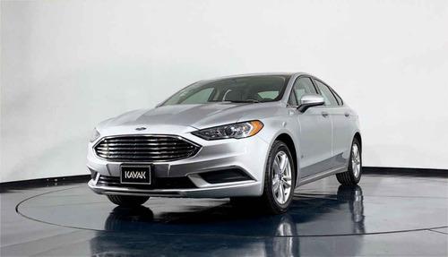 Imagen 1 de 15 de 112022 - Ford Fusion 2018 Con Garantía