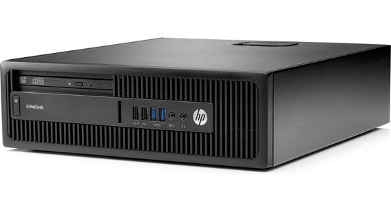 Pc Desktop Hp Elitedesk 705 G3 A10 8gb 480gb Ssd Win 10 Pro