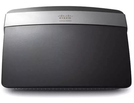 Roteador Linksys Wireless E2500 N600 Dual-band 600mbps