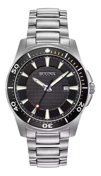 Reloj Bulova Para Caballero Modelo: 98b328 Envio Gratis