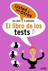 El Libro De Los Test - Vol. 2, Nash / Monchick, Gedisa