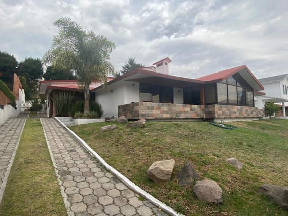 Casa En Venta Club De Golf Vallescondido