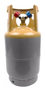 Tanque Recolhedor / Recicladora De Gás Refrigerante 13,6 Kg