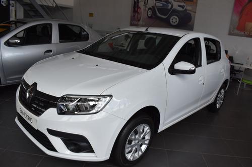 Renault Sandero Life+ 2022