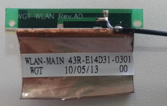 Antena Notebook Positivo Sim 1000m - 43r-e14d31-0301