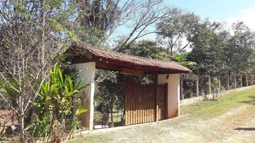 Chácara Residencial À Venda, Canjicas, Arujá - Ch0054. - Ch0058