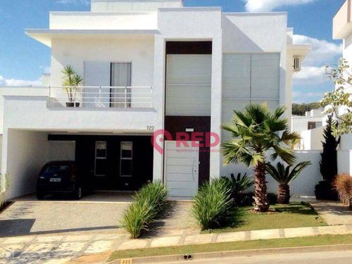 Imagem 1 de 21 de Sobrado Com 3 Dormitórios À Venda, 260 M² Por R$ 1.200.000 - Condomínio Colinas Do Sol - Sorocaba/sp - So0443