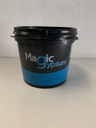 Mastique Magic Gypsum Drywall Paredes Cuñete Oferta