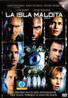 La Isla Maldita ( Val Kilmer Christian Slater ) Dvd Original