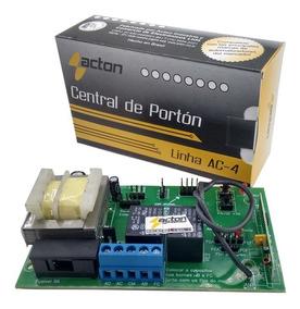 Central De Comando Ac4fit Universal Acton P/ Motores Rossi