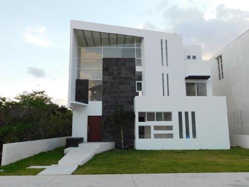 Casas En Venta Dentro De Residencial Cancún Country Club