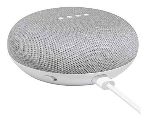 Imagen 1 de 4 de Google Home Mini con asistente virtual Google Assistant chalk 110V/220V