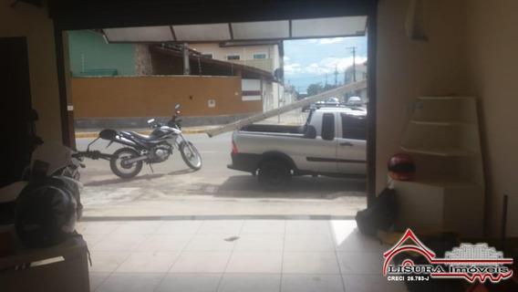Salão / Escritório Para Locação No Altos De Santana Jacareí Sp - 6539
