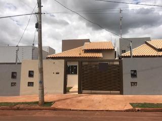 Casa Em Jardim Nossa Senhora Do Perpétuo Socorro, Campo Grande/ms De 56m² 2 Quartos À Venda Por R$ 169.000,00 - Ca559980