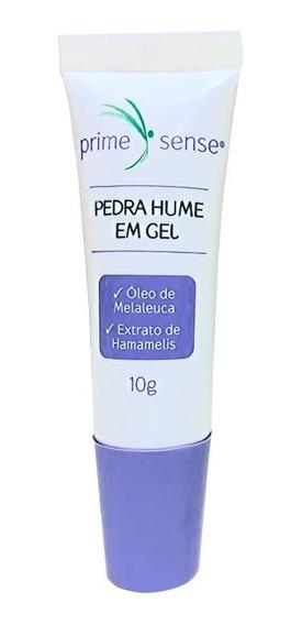 Pedra Hume Em Gel - Prime Sense - 10gr - Cicatrização Rápida Para Uso Em Cutícula De Mãos, Pés E Ferimentos Pós-barba
