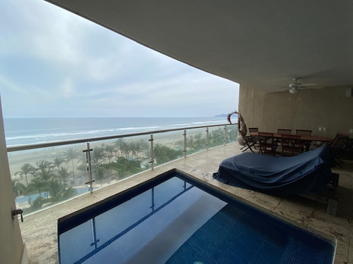 Imagen 1 de 14 de Espectacular Departamento En Venta Palmeiras Playa Diamante¡