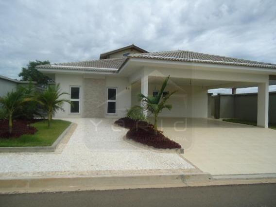 Casa À Venda No Condomínio Reserva De São Carlos - Ca0277
