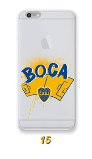Funda Boca Juniors Cancha Samsung J7
