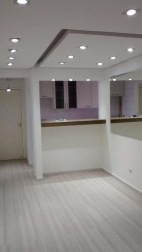 Imagem 1 de 18 de Apartamento Residencial À Venda, Vila Aricanduva, São Paulo. - Ap1514