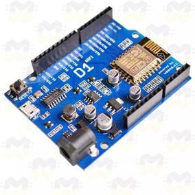 Placa Desenvolvimento Arduino Wifi Wemos D1