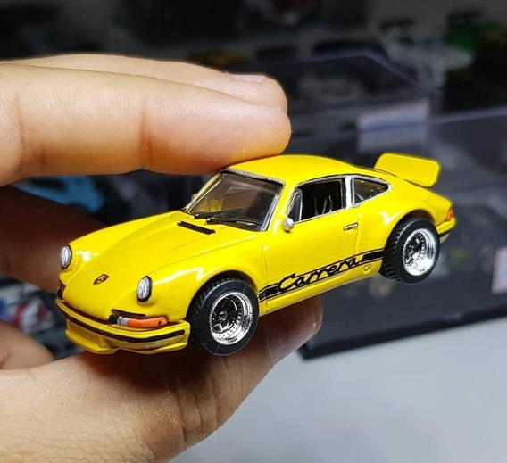 Porsche 911 Rs 2.7 Carrera - Hot Wheels - Custom