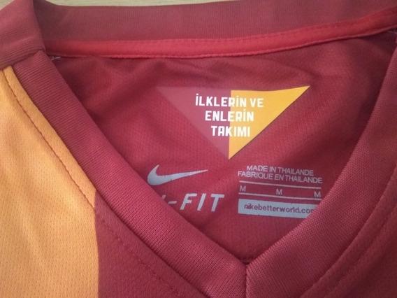 Camiseta Titular Galatasaray