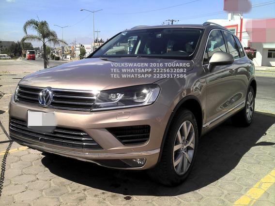 Volkswagen Touareg 2016 Tdi Dissel Aur 6 Cil Eng $ 89.600
