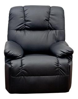 Silla Ergonomica De Vibración Neo Sens Praga Negro Relax Hs