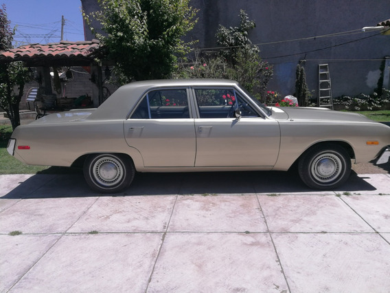Dodge Dart 1973 Impecable Original Con Placas Clásicas