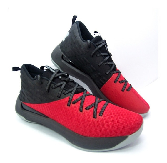 Zapatillas Botas Basquet Under Armour Lightning 5 Oferta