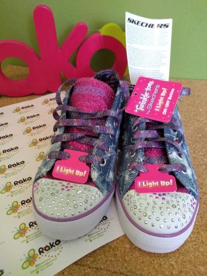 Zapatos Skechers Para Niña