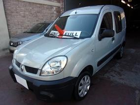 Renault Kangoo 2 Furgon Gnc 2008 Se Financia Y Permuta