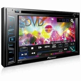 Dvd Player Pioneer Avh-298bt Bluetooth Usb 2 Din 6.2