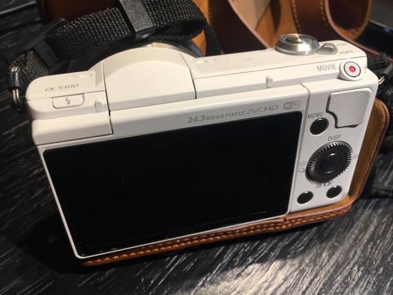 Sony Alpha 5100 Com Acessórios