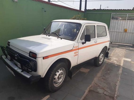 Lada Niva 4x4 Ano 93 Todo Original