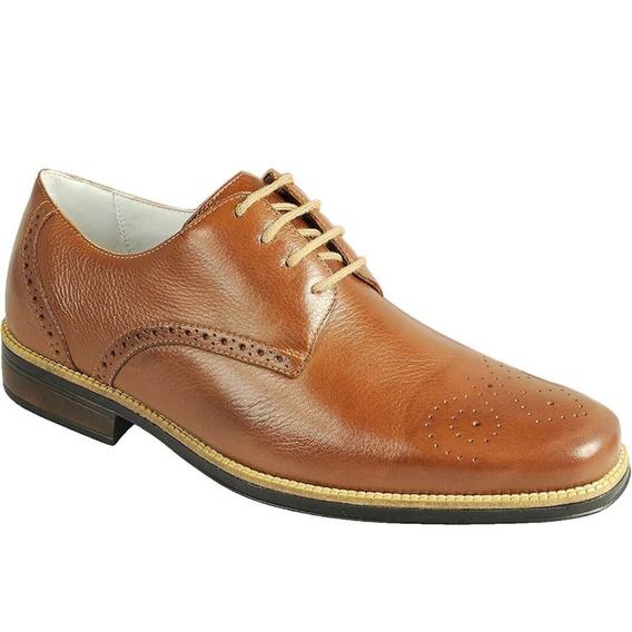 Sapato Social Masculino Oxford Sandro Moscoloni Charson