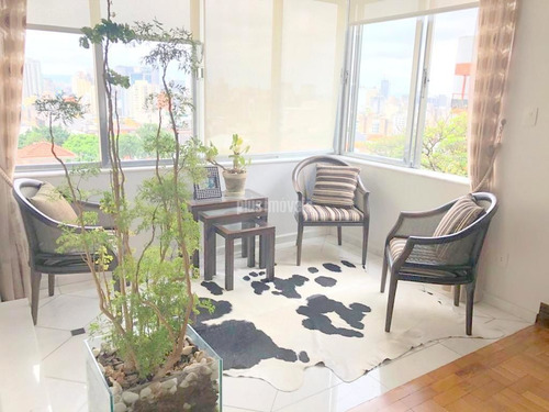 Apartamento Para Venda No Bairro Morro Dos Ingleses Em São Paulo - Cod: Pj52578 - Pj52578