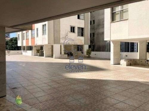 Imagem 1 de 11 de Ap 2/4 Excelente Localização Na Graça  2/4, Suite Perto De Farmácia, Mercados, Ponto De Ônibus, Escolas, Delicatéssen, Pizzaria, Etc. - Fv192 - 69267437
