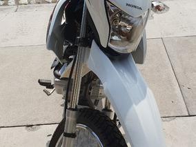 Honda Xr150 Blanca, Como Nueva