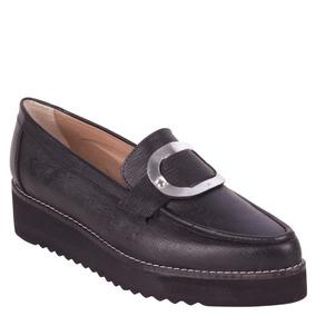 Zapato Cézanne Mingo Mujer Negro - 4969