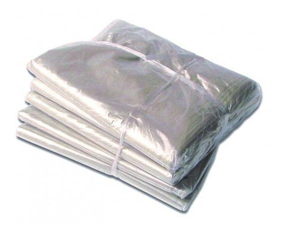 200 Sacos Branco 51x110cm 180 Micras