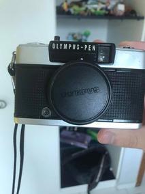 Câmera Analógica Olypus-pen