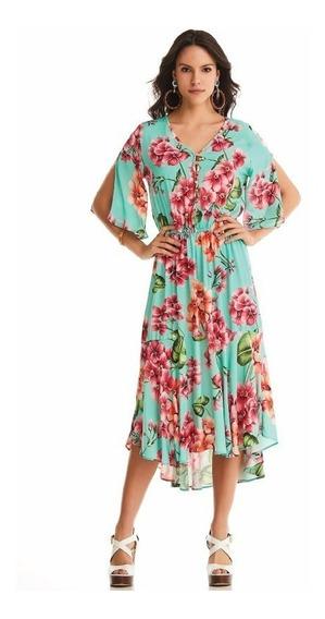 Vestido Floral Absolutti