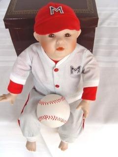 Imagen De Yolanda Bello Perfect Babies Michael Doll