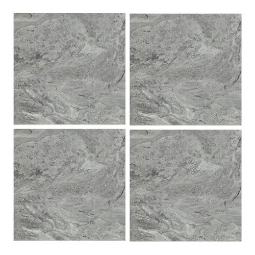 Ceramica Positano Griggio 33x33 Cm Scop Piso Interior Pared
