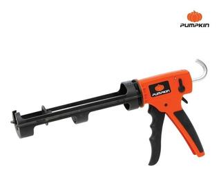 Pistola Aplicador De Silicona Cartucho Pumpkin Profesional